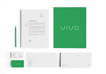 brand identity materiale